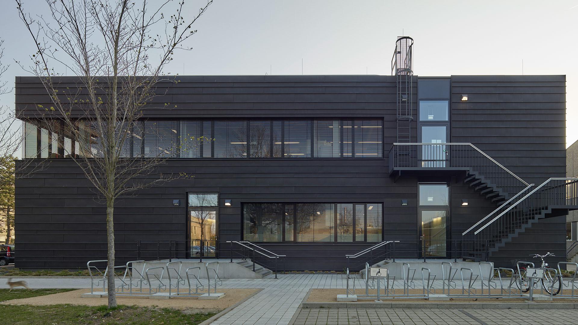 struhkarchitekten BDA | Projekt: Neubau Diagnostiklabor mit ...